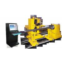 Buy cheap 4axis Intersecting line cnc pipe cutting machine from wholesalers