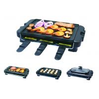 Quality 4 in 1 Non-stick Party Electric BBQ Grill XJ-9K114 wholesale