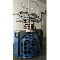 Quality High Speed Body Size Circular Knitting Machine 2.2KW Gears Adopt Oil - Soaking Design wholesale