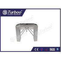 Quality Waterproof tripod turnstile gate bridge style stainless steel turnstiles wholesale