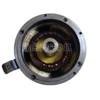 Quality Bidirectional 164mm Direct Drive Motor , 24V Forklift Dc Motor For Electric Bicycle wholesale