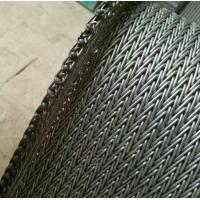 Buy cheap High Temperture Resistant Wire Mesh Conveyor Belt For Heat Treatment from wholesalers