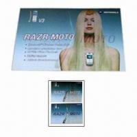 Quality 3D Lenticular Poster, Color More Fresh and Clear wholesale