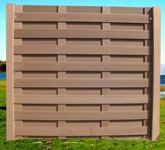 Quality Wood-Plastic Composite -- Fencing 2 wholesale