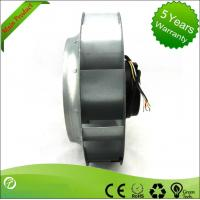 Quality Brushless DC Centrifugal Fan With Single Double Inlet Impeller For Exhaust Ventilation wholesale