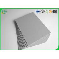 Quality File Holding Grey Board Paper Different Thickness 350gsm 787mm Width In Roll wholesale