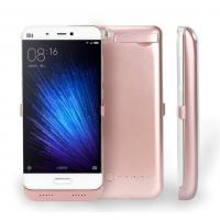 Quality Xiaomi5 4200Mah Rechargable Mobile Phone Battery Case With 3.5 Hours Charging Time wholesale