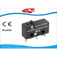 Quality T85 Micro Push Replacement Rocker Switch 6A 125V 3A 250V AC For Electrical Tools wholesale