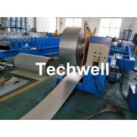 Quality Hydraulic Decoiler / Uncoiler Machine With 0-15m/Min Uncoiling Speed , Coil Width 1500mm wholesale
