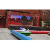 China 4.81mm Indoor Full Color LED Display / Standee Flexible LED Video Display Panels on sale
