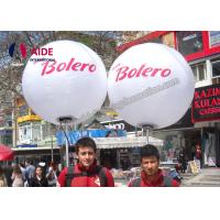 Quality Led Lighting Backpack Ball Advertising Inflatables Customized Logo Used Walk Ball wholesale