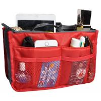 Quality Well Organized PVC Makeup Kit Bag , Large Toiletry Bag With Compartments wholesale