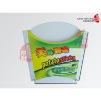 Quality Decorative Food Grade Packaging Boxes With Gloss Art Paper Handle wholesale