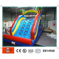 Quality Indoor Waterproof inflatable wet dry slides with CE / UL Certification wholesale