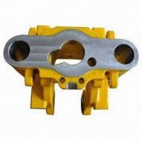 China Big Casting and Machine Parts with Milling Processing Scope on sale