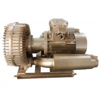 China 25hp Three Voltage High Pressure Vacuum Pump With Siemens Explosion Proof Motor on sale