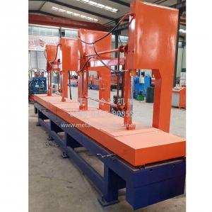 China Sandwich Garage Door Panel Roll Forming Line on sale