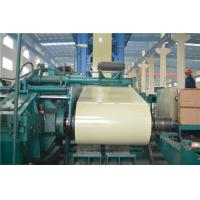 China Boron Added Color Coated Steel Coil (PPGI PPGL) 0.13-1.6 mm special for Southeast Asia on sale