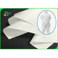 Buy cheap Waterproof 1443R 1460R 1473R Tyvek Material For Medical Isolation Suits from wholesalers