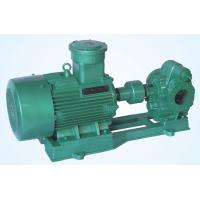 Quality Organic Petrochemical Hot Oil Pumps , PTFE Dynamic Seal Oil Transfer Pump wholesale