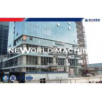 Quality Cleaning Equipment Building Construction Suspended Access Platforms Electric  500 - 1000kg wholesale