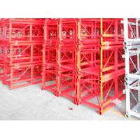 Quality 2.7 Ton Construction Passenger Hoist for Warehouse , High Tower Building Site wholesale