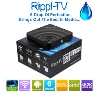 Quality 2015 Best Products Rippl-TV Amlogic S802 4K Best Internet Tv Box/4K Android box /Free to air set top box wholesale