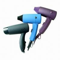 Quality New Style Mini Foldable Hair Dryer, Suitable for Travel, with 2 Speed Setting wholesale