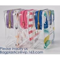 Quality Travel Set Clear PVC EVA TPU Transparent Bag,cosmetic bag Customized color EVA plastic bag EVA cosmetic bag wholesale wholesale