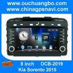 Quality Ouchuangbo autoradio DVD stereo navi radio Kia Sorento 2015 support iPod USB Map Russian wholesale