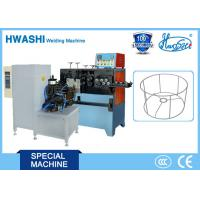Quality Iron Wire Butt Welding Machine New Condition Welding Ring / Square Wire Frame wholesale