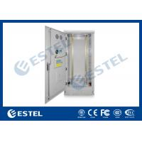 Buy cheap Galvanized Steel Outdoor Electronic Equipment Enclosures Anti-theft Waterproof product