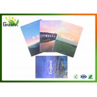 Quality Custom A5 Size Exercise Notebooks with Colorful Cover or Personalized LOGO wholesale