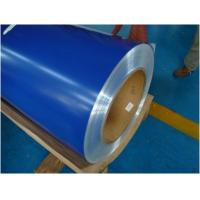 Cheap Decorative PE/PVDF Color Coated 1050 1060 Aluminum Coil , 0.1mm - 6mm Thickness for sale