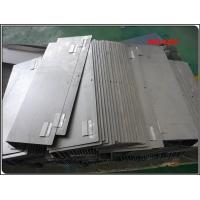 Quality Tractor 304 stainless steel sheet metal fabrication square / rectangular wholesale