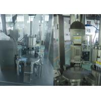 Quality Pharmaceutical Small Automatic Capsule Filling Machine for Hard Capsule Powder Filling wholesale