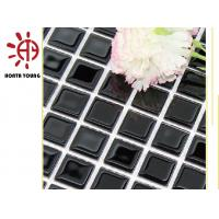 Quality HTY - TB 300 China 2018 Crystal Glass Block Mosaic Tile wholesale