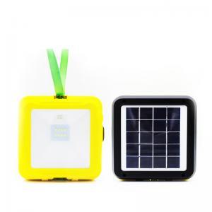 China 5V Solar Power LED Lantern 2W LED Solar Emergency Light For Home on sale