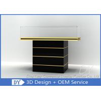 Cheap Mordern MDF Jewellery Display Counters / Jewelry Shop Showcase for sale