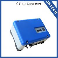 Quality 1.1KW JNTECH Single Phase Solar Pump Inverter 230Vac 60HZ IP65 Design wholesale