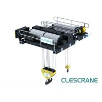 Quality Europe Type electric opening  Double Girder Open Winch Trolley for bridge cranes hoist wholesale