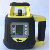 Quality LED Dispaly Rotaing Laser Instruments And Accessories , Scanning angle 10° / 45° / 90° / 180 wholesale
