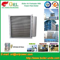 Quality Hot Water CFB Boiler APH , Combustion Air Preheater In Steam Power Plant wholesale