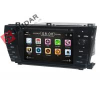 Cheap Left Hand Driving Toyota DVD GPS Navigation For Toyota Corolla 2014 Navigation System for sale
