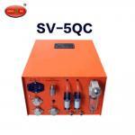Quality Smart Portable SV-5QC Portable Automotive Engine 5 Flue Gas Analyzer wholesale