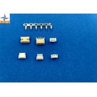 Quality For JST ZH Connector Alternatives 1.50mm Pitch Wire To Board Connectors PCB Connector wholesale