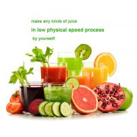 Quality cold press commercial stainless steel fruit vegetable juicer machine Heavy Duty wholesale