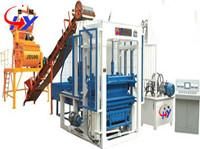 Quality HY-QT5-20 interlock brick making machine price wholesale