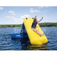 Quality Kids Airtight Inflatable Floating Water Slide For Lake wholesale