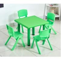 China Hot Sale Higualituy  Lowest Price Kindergarten Kids Table And Chair. on sale